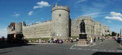 Windsor Castle (panoramic)