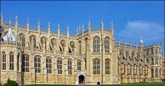 Windsor Castle - St. George´s Chapel