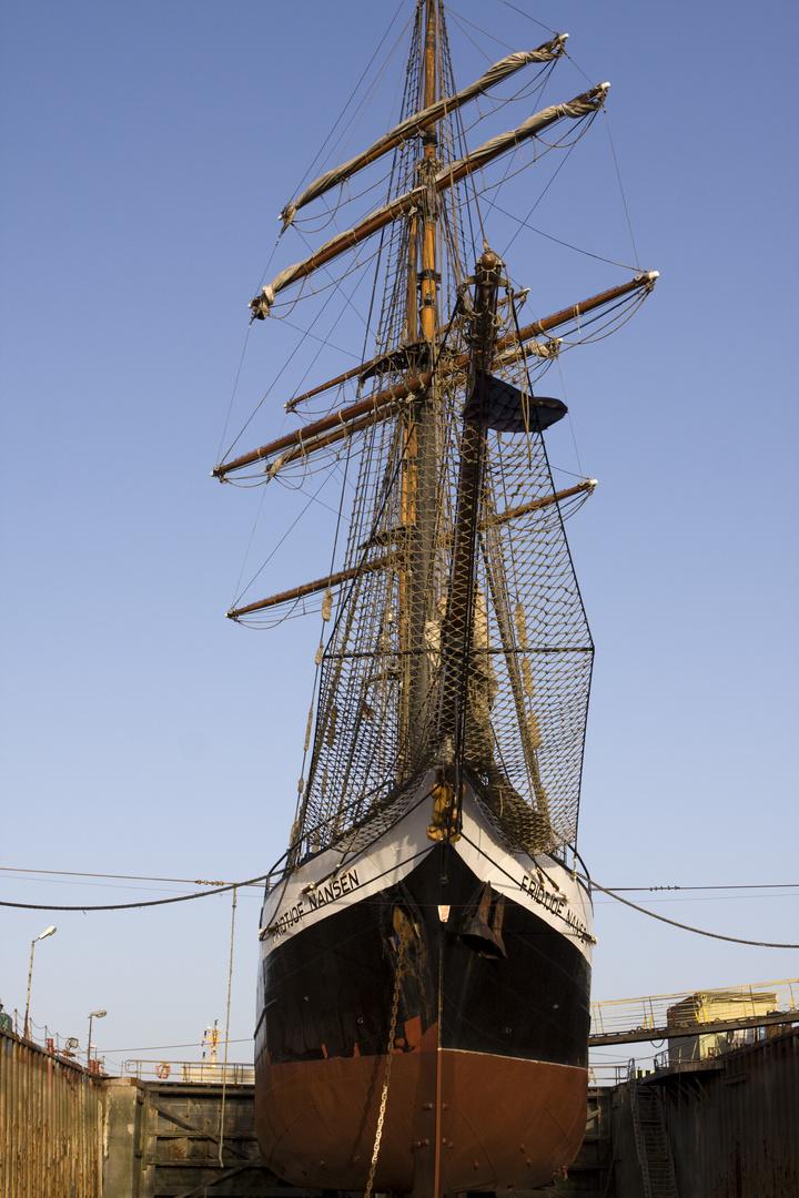 Das Auswandererschiff