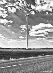 - Windstille -