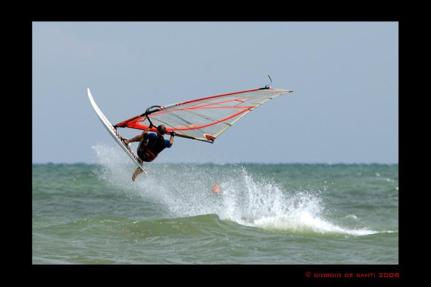 Windsurf a Lignano