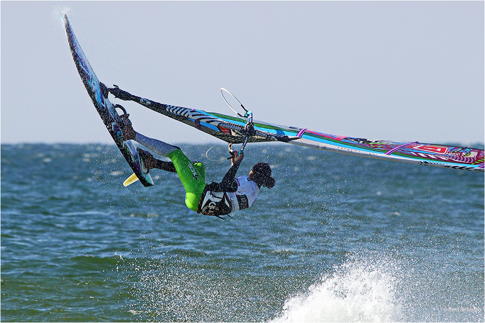 Windsurf World Cup Sylt 2013 - freestyle