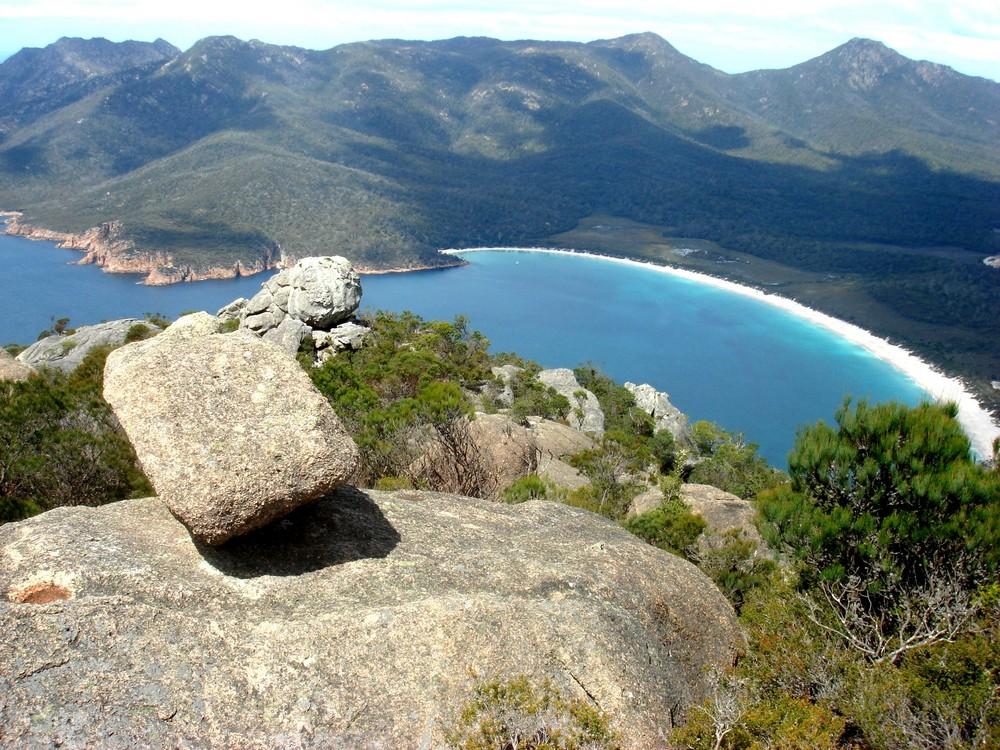 Wineglas Bay