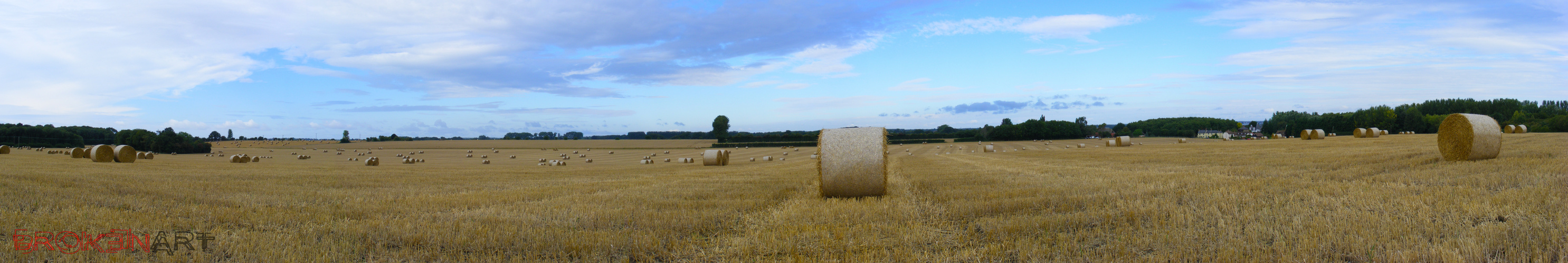 Wingham well Panorama
