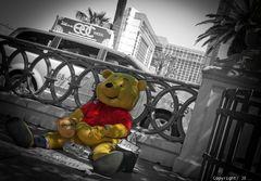 Winnie Puuh - On the street...
