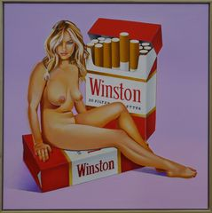 """ Winston Winnie """