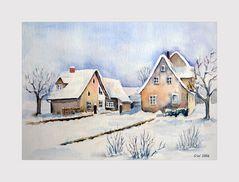 Winter 2006 (Aquarell)