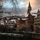 Winter 2006 in Tübingen Germany