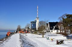 Winter 2021 in Hohe Düne