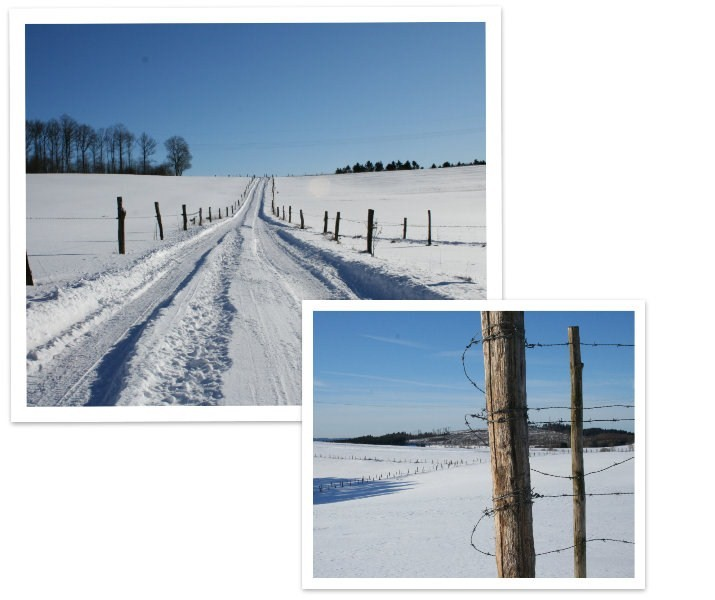 Winter adé!