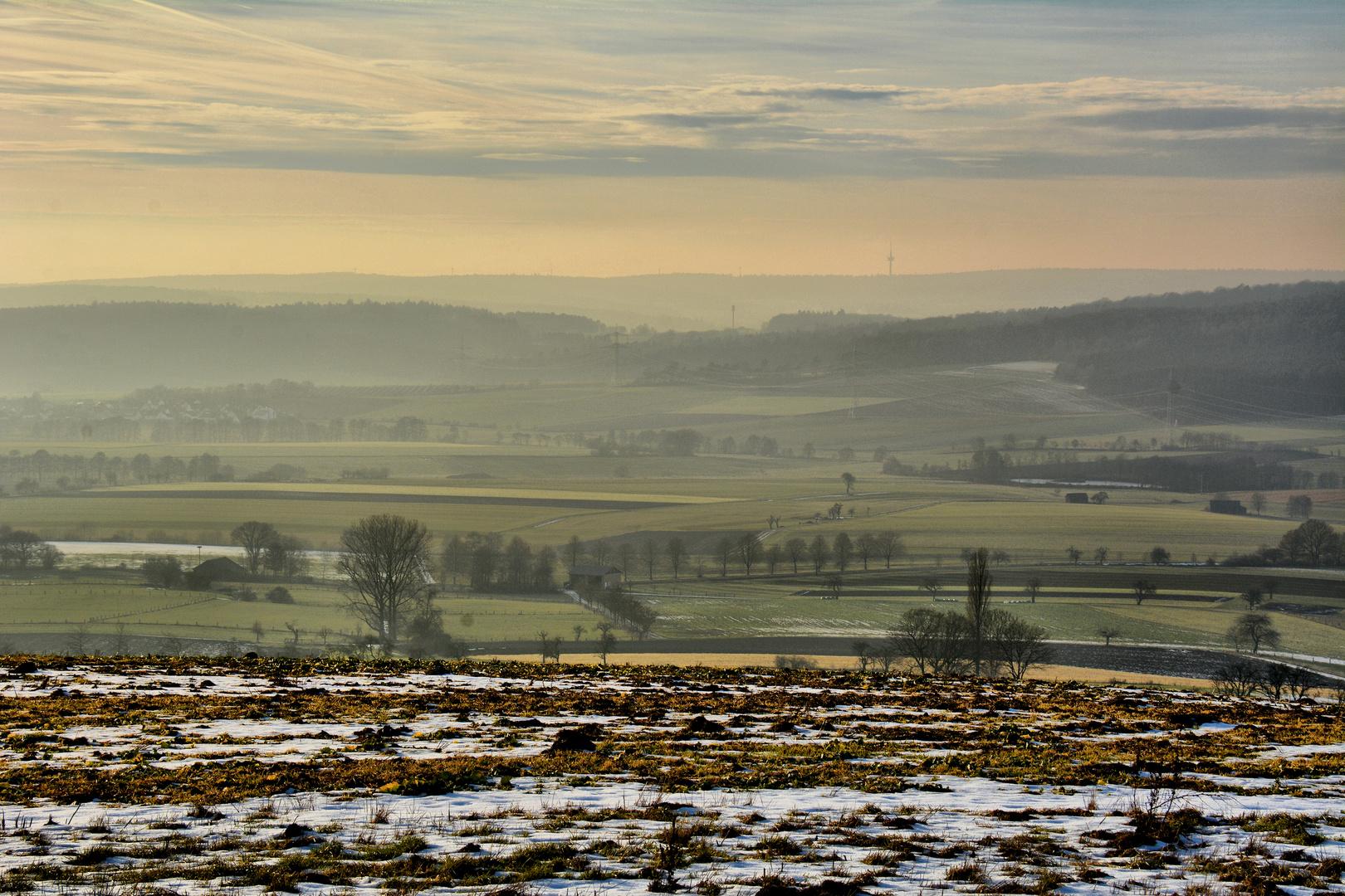 Winter ade...
