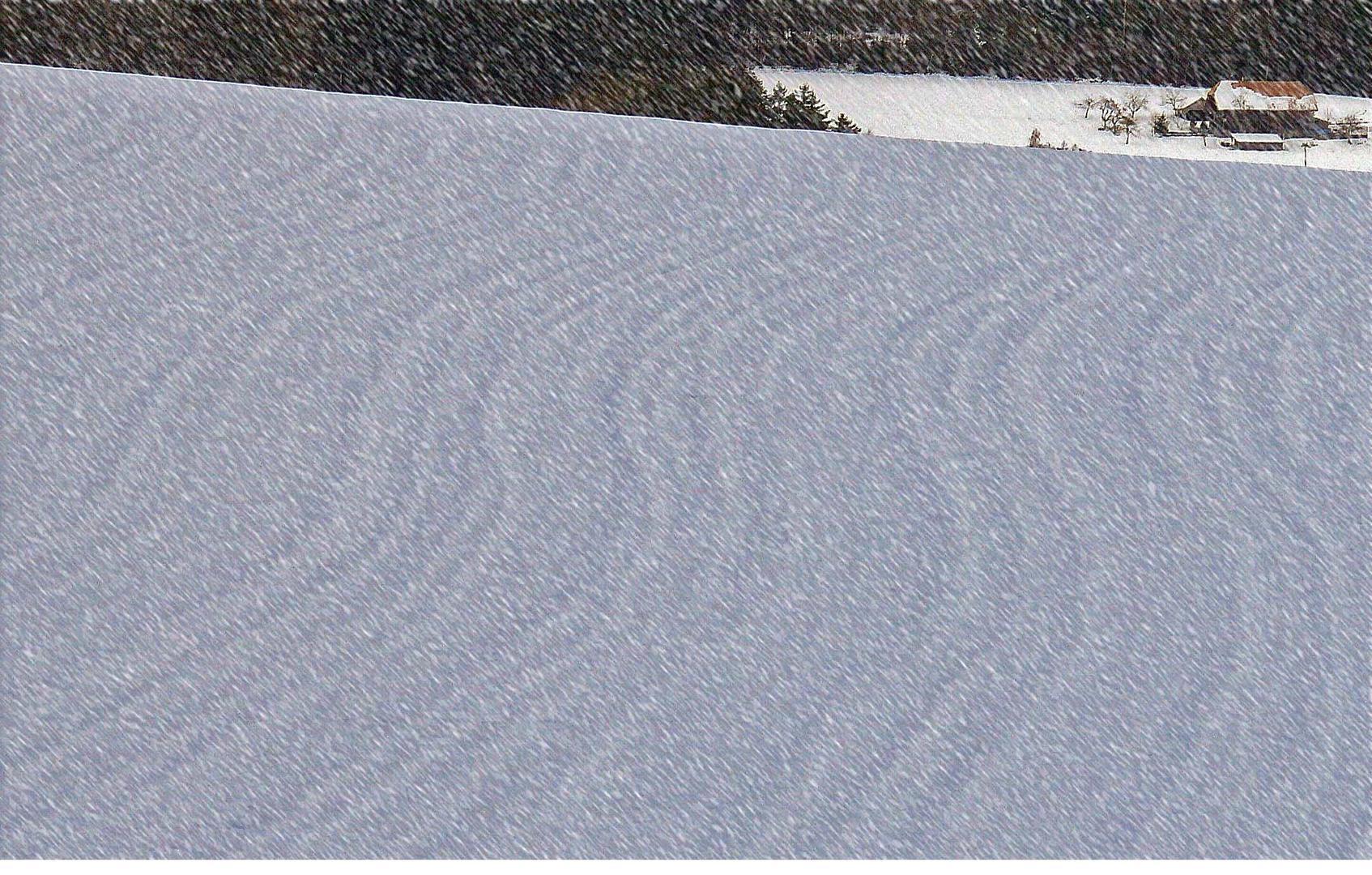 Winter am Ferenberg