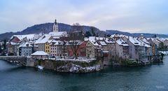 Winter am Hochrhein