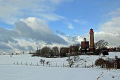 Winter am Kap Arkona