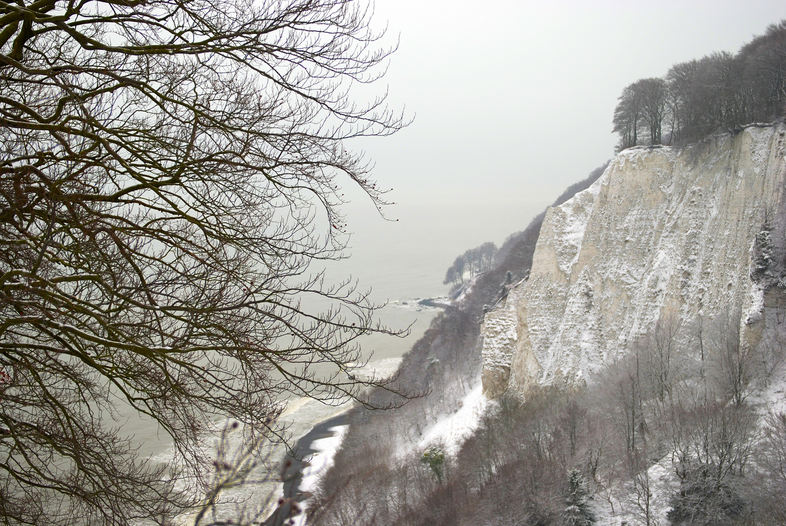 Winter am Königstuhl...