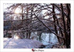 Winter am Lech