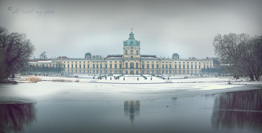Winter am Schloss