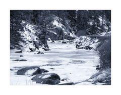Winter am South Platte River