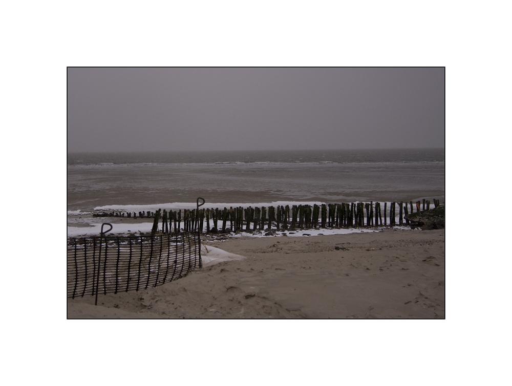 Winter am Strand V
