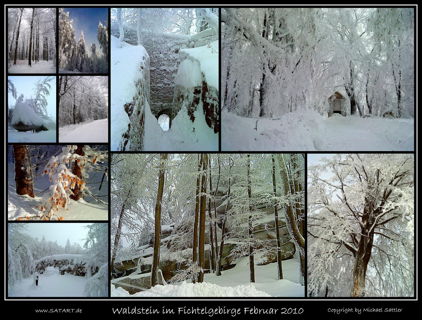 Winter am Waldstein