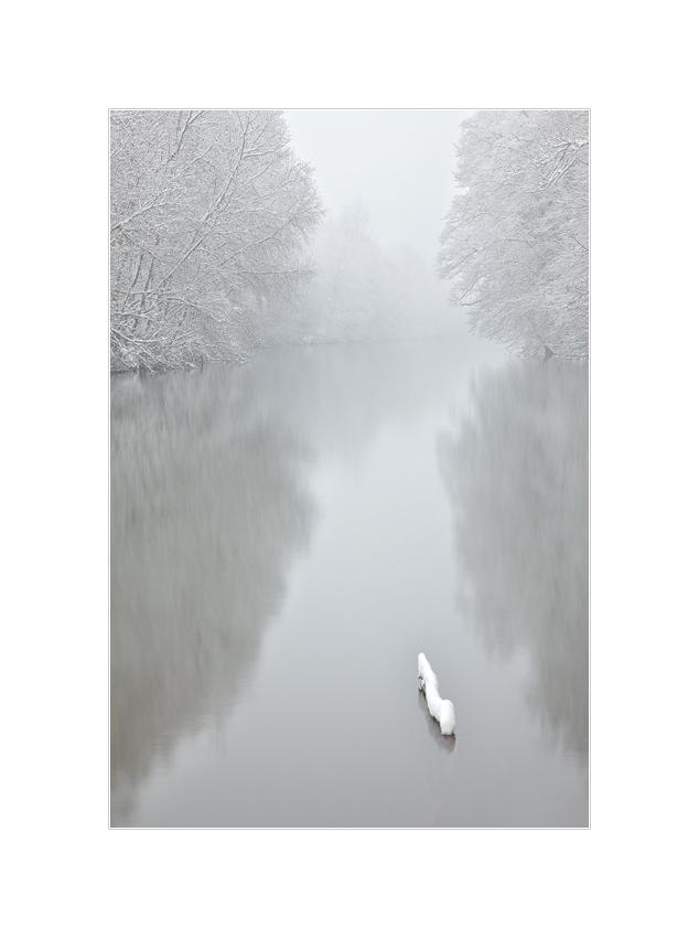 Winter an der Sulm