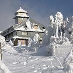 Winter auf dem Fichtelberg..................., bei Minus -18°C