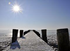 Winter auf der Insel