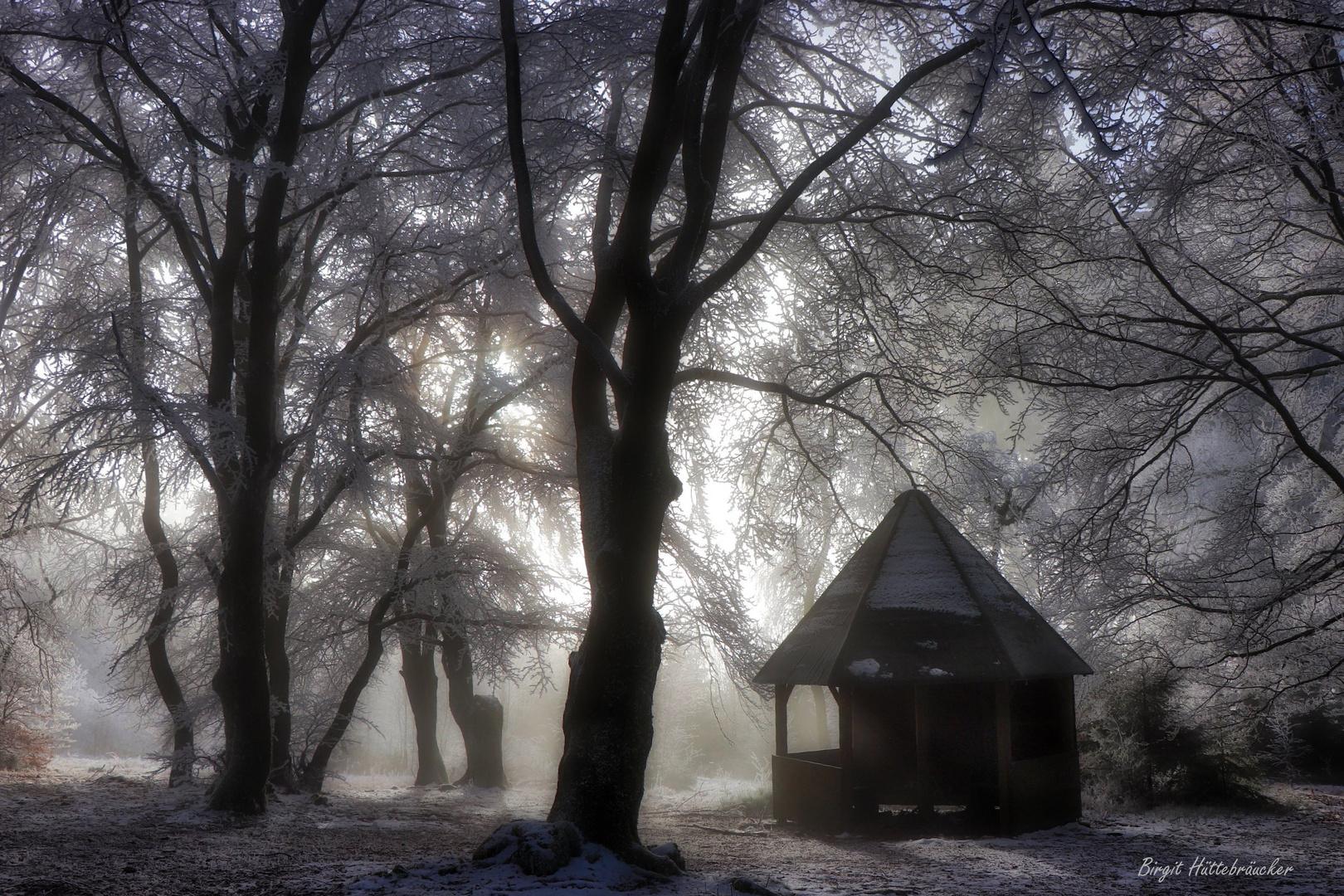 Winter auf der Nordhelle