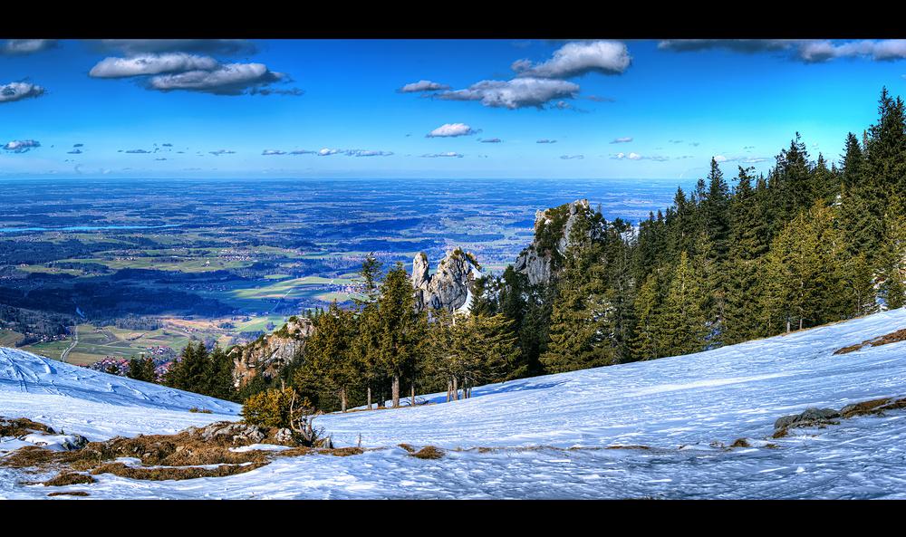 Winter auf der Nordseite der Alpen II