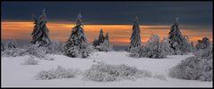 ~ Winter auf der Vennhochebene ~