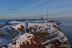 Winter auf Helgoland (1)