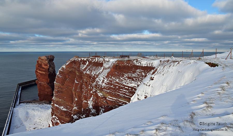 Winter auf Helgoland (2)