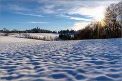 Winter bei Augustusburg...