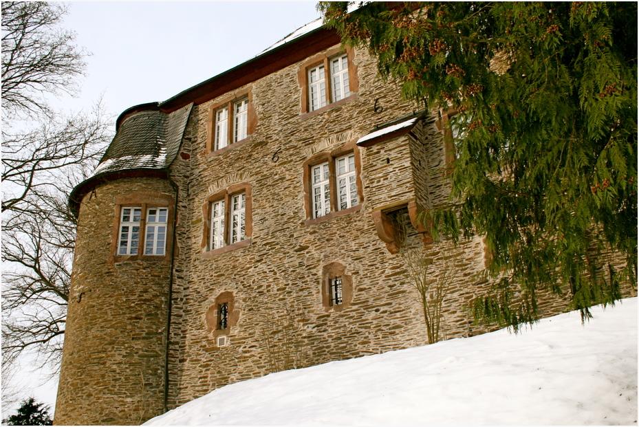 Winter- Burg Schnellenberg III