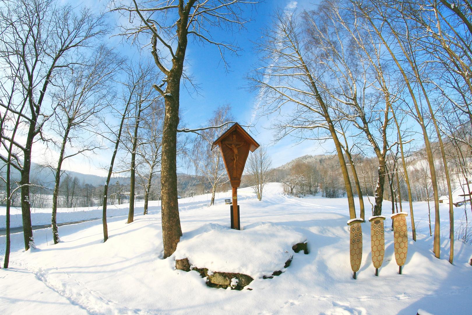 winter die stille zeit