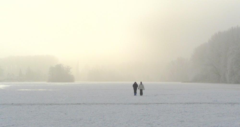 winter donkmeer