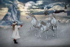 Winter-Fantasie