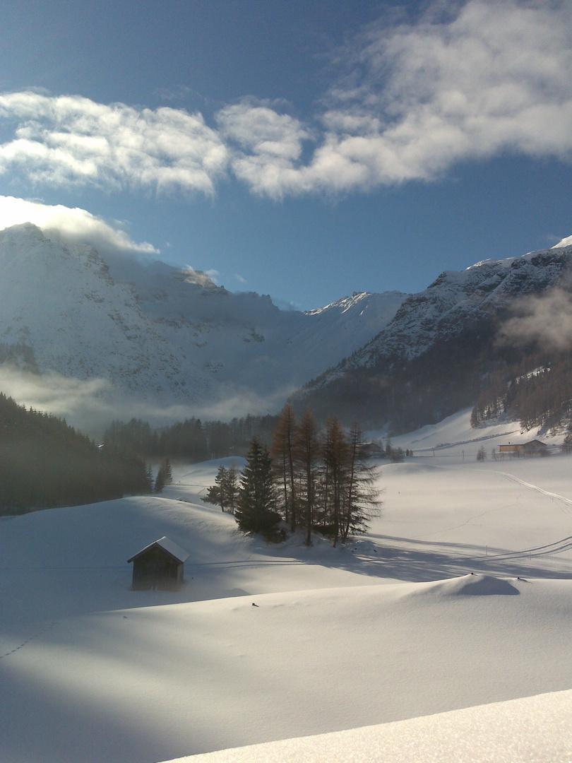 Winter - Freude