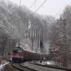 Winter-Gravur