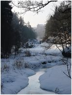 Winter im Ahorntal