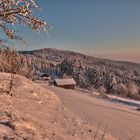 Winter im Bayerwald