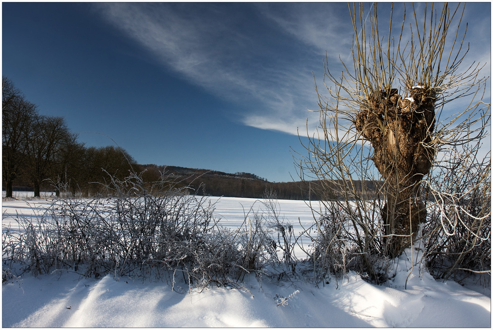 Winter im Calenberger Land