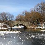 Winter im Central Park - 22. Dezember 2009