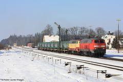 Winter im Dieselparadies