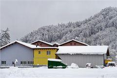 Winter im Dorf 2