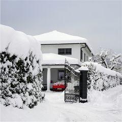 Winter im Dorf 3