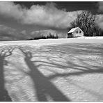 Winter im Erzgebirge.... (2)
