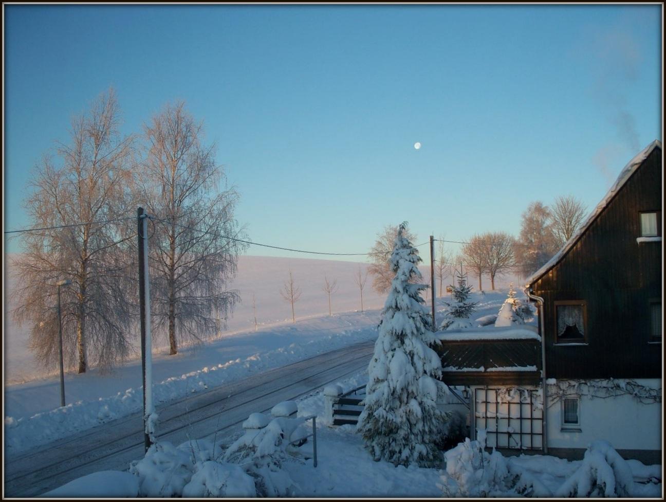 Winter im Erzgebirge / 3
