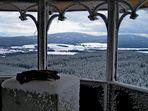 Winter im Fichtelgebirge (Nordbayern)