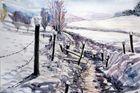 Winter im Gambachtal